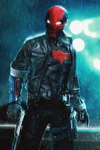 1125x2436 Redhood Vigilante