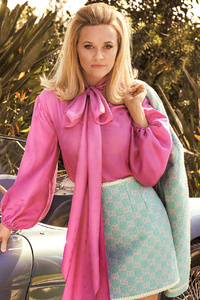 Reese Witherspoon InStyle Magazine