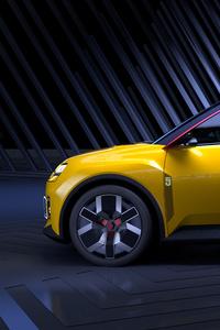 Renault 5 Prototype 2021 8k