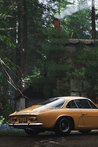 Renault Alpine A110 Forza Horizon 4 4k