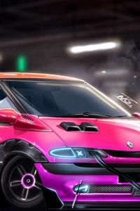 Renault Grand Espace PunkEdition 4k