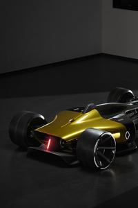 1242x2688 Renault RS 2027 Vision 5k