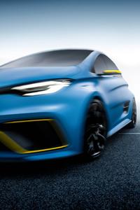 Renault ZOE E Sport Concept Geneva