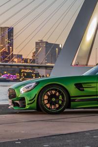 Renntech Mercedes AMG GT R 2018 Side View