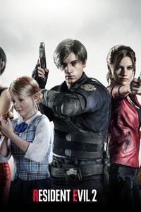 Resident Evil 2 2019 10k