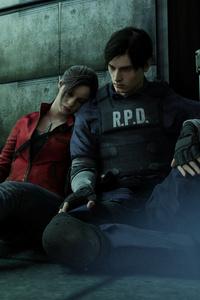 Resident Evil 2 5k