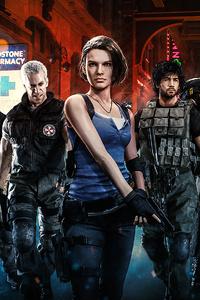 Resident Evil 3 2021 4k