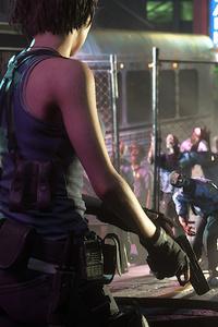 Resident Evil 3 4k 2020
