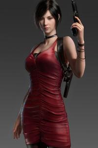 800x1280 Resident Evil Ada Wong 4k