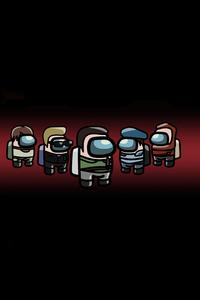 240x400 Resident Evil Among Us 4k