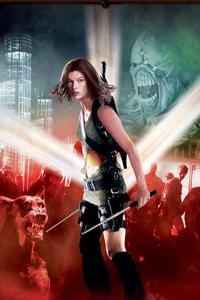 240x400 Resident Evil Apocalypse
