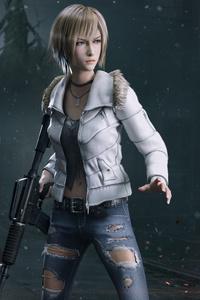 1080x1920 Resident Evil Game