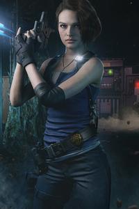 Resident Evil Jill 4k
