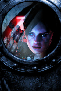 1242x2688 Resident Evil Revelations