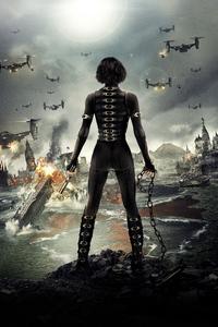 Resident Evil Saga 4k