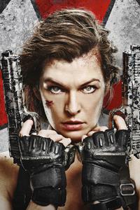 Resident Evil The Final Chapter 4k