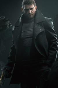 640x1136 Resident Evil Village 2021