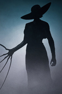 540x960 Resident Evil Village Witch Lady