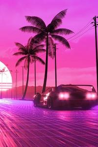 Retro 80s Ride