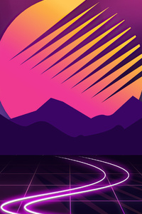 Retrowave 1125x2436 Resolution Wallpapers Iphone Xs Iphone 10 Iphone X