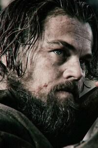 640x1136 Revenant Movie 2015