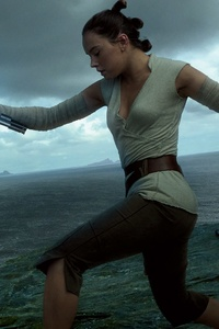 Rey Star Wars 4k