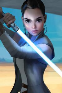 640x960 Rey With Sword