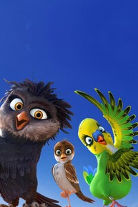320x480 Richard The Stork Animated Movie 2016