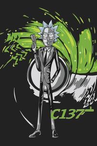 320x568 Rick C137 James Bond 007