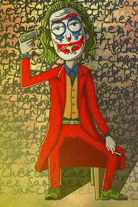 640x960 Rick X Joker