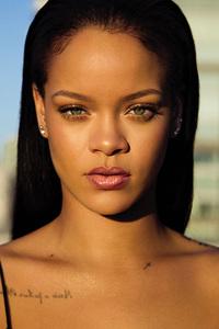 540x960 Rihanna 5k Portrait