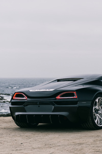 Rimac Concept One Rear