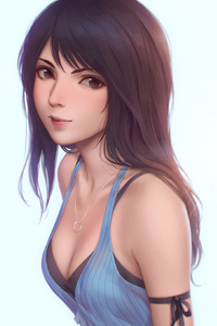 Rinoa Heartilly Final Fantasy VIII