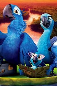 Rio 2 Movie Desktop