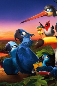 Rio 2 Movie Wide