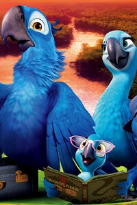 750x1334 Rio 2 Movie