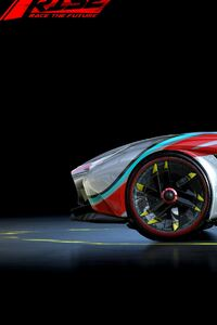 640x960 Rise Race The Future Racing Game