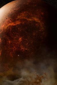 Rising Planet 4k