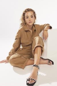 2160x3840 Rita Ora ShoeDazzle Collection 5k