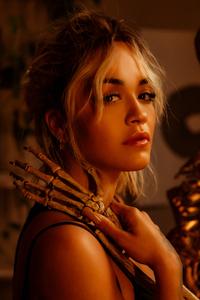 640x1136 Rita Ora Singer 4k 2020
