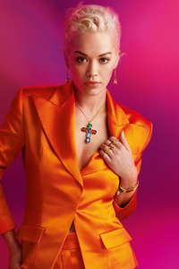 320x480 Rita Ora Thomas Sabo Jewellery Photoshoot 2019