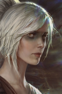 Riven League Of Legends Art
