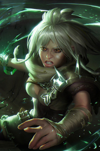 Riven League Of Legends HD
