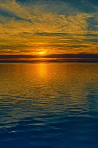 Rivers Sunrises And Sunsets