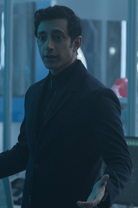 Riz Ahmed As Carlton Drake In Venom Movie