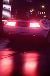 Road Car Vaporwave