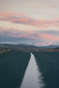 1125x2436 Road Landscape Photography