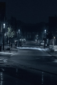 360x640 Road Street Night Outdoors Cityscape Evening 5k