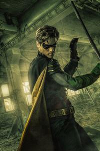 Robin In Titans 4k 2018