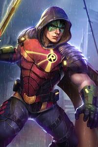 Robin Injustice Mobile
